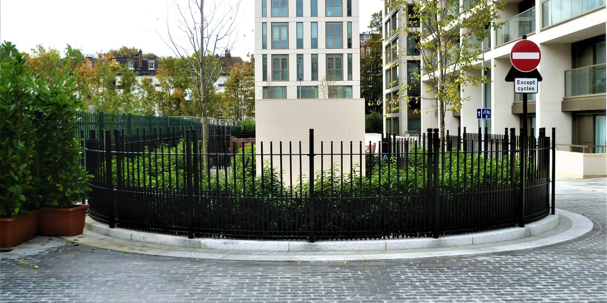 local authority fencing specialists