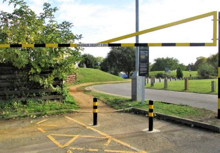 Bollards & Barriers Balaam Brothers Ltd Bedfordshire